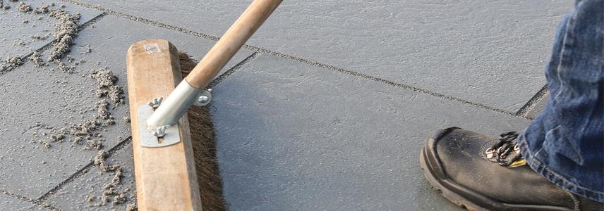 затирка швов тротуарной плитки